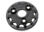 4676 - Spur gear, 76-tooth (48-pitch) (for models with Torque-Control slipper clutch)