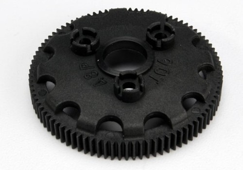 4690 - Spur gear, 90-tooth (48-pitch) (for models with Torque-Control slipper clutch) (TRA4690)