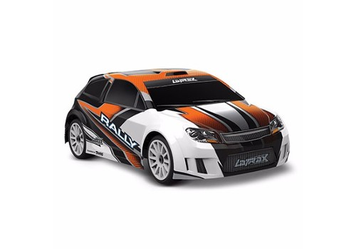 LaTrax Orange 1/18 Rally 4WD RTR w/Battery+Charger (TRA750545)