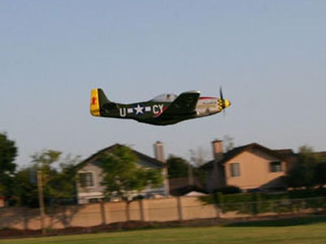 Parkzone P-51